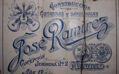 José Ramírez II 1885 – 1957