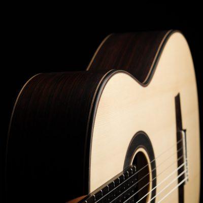 Classical guitar Hanika Natural Torres 2020 23