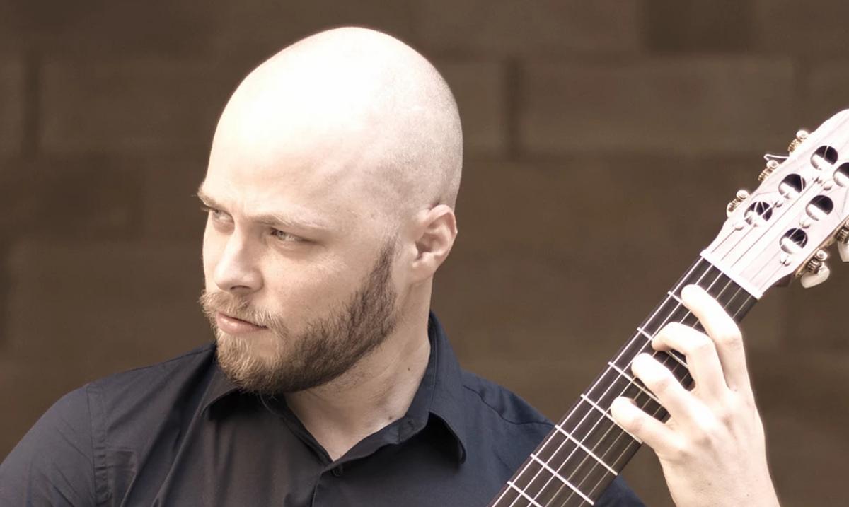 johan smith guitar
