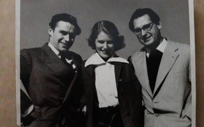Julian Bream und Karl Scheit