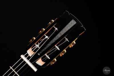 Classical guitar Adrian Heinzelmann head 2