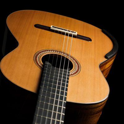 Classical guitar Yulong Guo Concert 2020 21